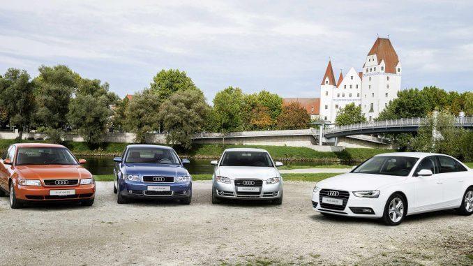 Audi ist der größte Arbeitgeber in Ingolstadt
