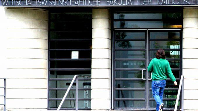 Rund zwei Drittel der Hochschüler kommen nicht aus der Region Ingolstadt