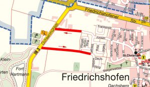 Baufirmen Ingolstadt friedrichshofen feldwege für baufahrzeuge