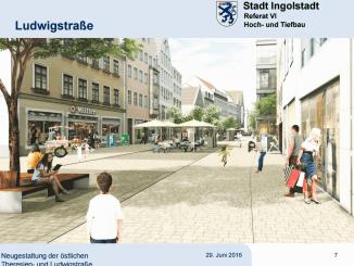 Demnächst Baubeginn in der Ludwigstraße