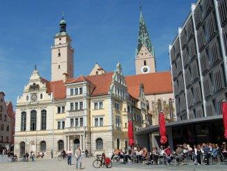 Das Alte Rathaus in Ingolstadt ist eine beliebte Sehenswürdigkeit