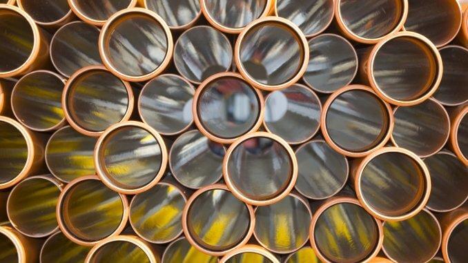 Moderne Pipelines für den Untergrund der Städte