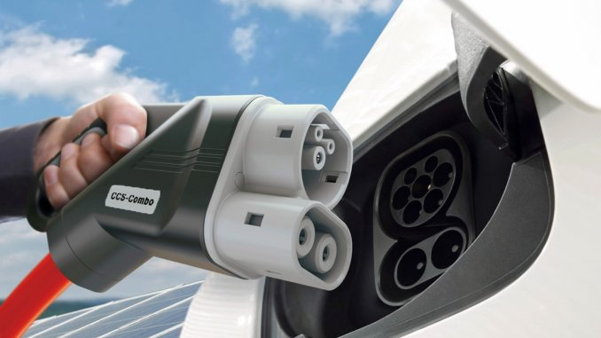 Die CCS-Ladetechnik für Elektroautos