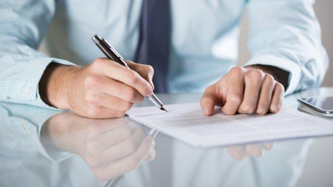 Schriftliche Vereinbarungen vermeiden juristischen Ärger