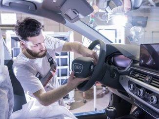 Die Audi AG ist der größte Arbeitgeber in der Region Ingolstadt