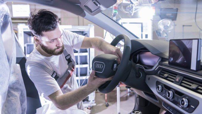In der Region Ingolstadt ist Audi der größte Arbeitgeber