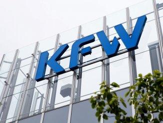 Die KfW Bankengruppe mit Hauptsitz in Frankfurt