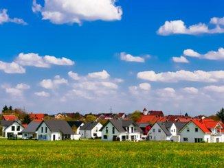 Wohnen im Grünen: in Haunwöhr soll der Traum jetzt Wirklichkeit werden