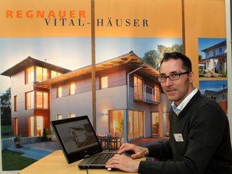 Verkaufsberater Ralf Arld von Regnauer Hausbau