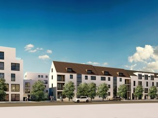 Neuer GWG-Wohnraum in der Hinterangerstraße