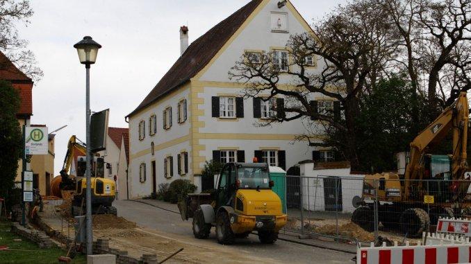 Auch im Norden von Ingolstadt wird viel gebaut