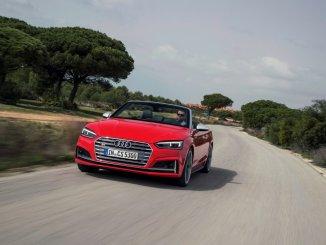 Ingolstädter Premiumprodukt: das Audi S5 Cabriolet