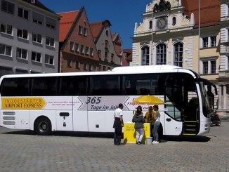 Im Jubiläumsjahr will die INVG die Services im Bus ausbauen