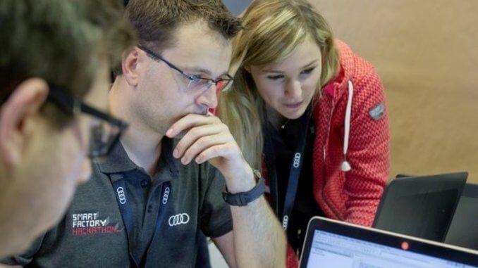 Audi plant, bis zu 2.000 neue Expertenstellen in Bereichen wie Elektromobilität und Digitalisierung zu schaffen
