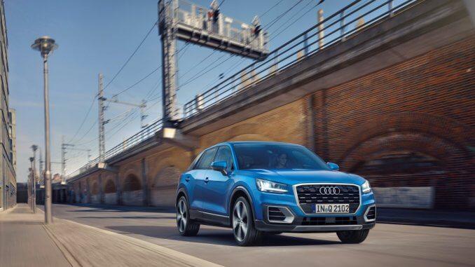 Der neue Audi Q2 soll ein neues SUV-Segment erschließen