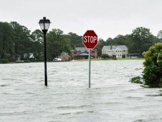 Hochwasser: Hausbesitzer sollten vorsorgen
