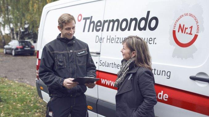 Auch im Großraum Ingolstadt aktiv: Thermondo