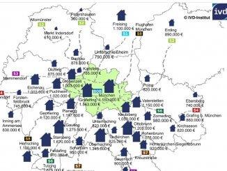 Starnberg ist das teuerste Pflaster.
