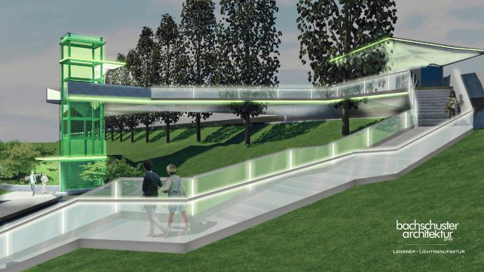 Baubeginn Anfang August 2019
