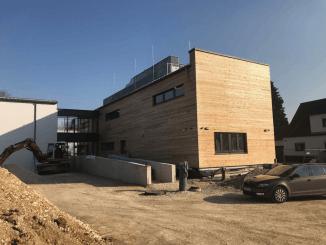 Baustelle Mittagsbetreuung in Mailing: Fortschritt trotz Coronakrise