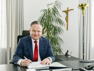 Dr. Christian Scharpf, Oberbürgermeister der Stadt Ingolstadt