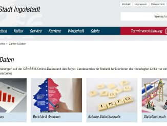 Smartphone-App für 30 größere Städte ab sofort mit Ingolstadt