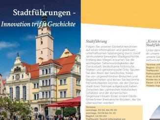 Die Schanzer Altstadt im Fokus der Ingolstadt Tourismus und Kongress