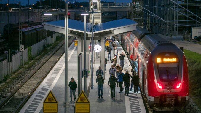 Verbesserte Anbindung des Bahnhof Ingolstadt Audi